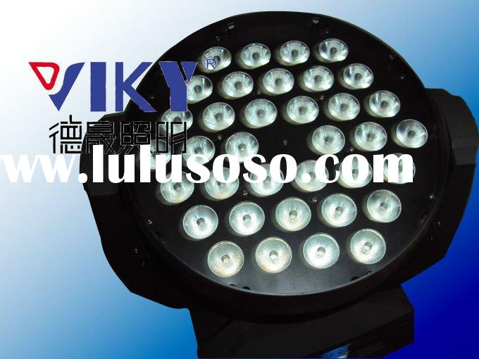 stage lighting high power led RGBW 4 in 1 moving head light