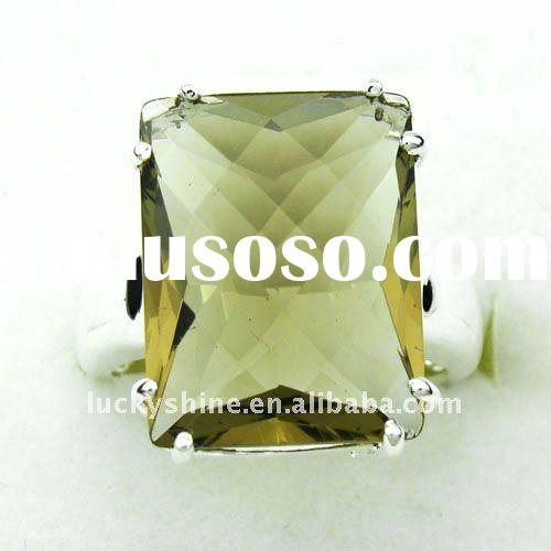 supply 925 silver ring fashion jewelry