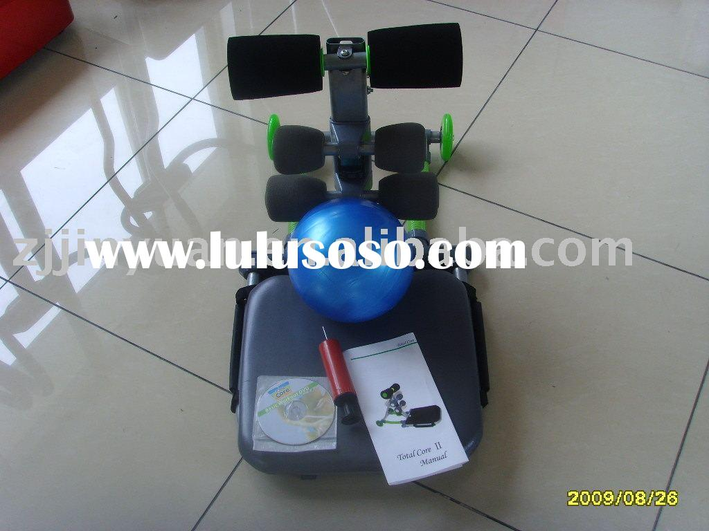 total core fitness machine deluxe counter