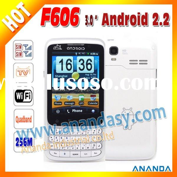 tv gsm mobile phones F606