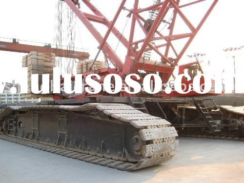 used crane Liebherr LR1550 550 ton crawler crane REDUCED price made in 1992 excellent working condit