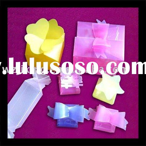 various candy packaging box