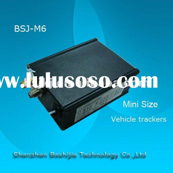 vehicle GPS tracking system with location base service LBS