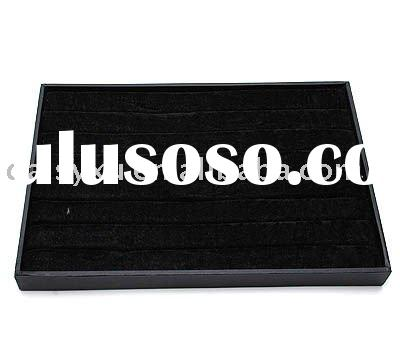 wholesale high quality ring box and cases jewelry displays