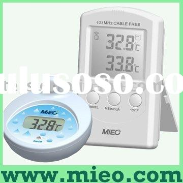 wireless swimming pool thermometer (HR647)