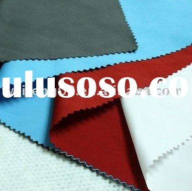 100% Polyester Twill Microfiber fabric