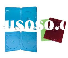 10MM Single and Double blue Ray dvd case