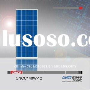 140W Solar Panel, 140w Poly Crystalline silicon Photo voltaic PV cell used for Solar kit Energy