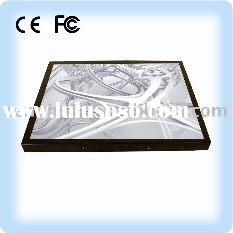 15 inch lcd open frame touch screen monitor
