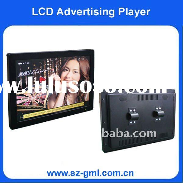 """19"""" Bus LCD advertising Player with 3G or WIFI function"""