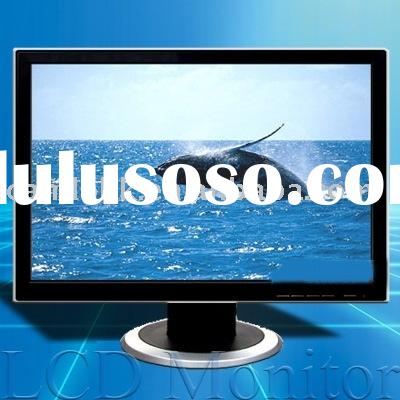 19-inch Touch Screen LCD Monitor/ Screen/ Display with high sensitivity low price model C1903WT-3