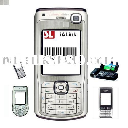 1D Barcode Reader Software for Symbian S60 3nd Mobile Phone.Cell Phones.SDK