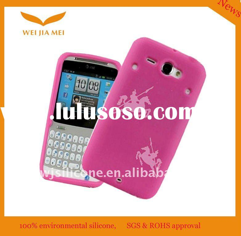 2011 Fashion Silicon case for iphone