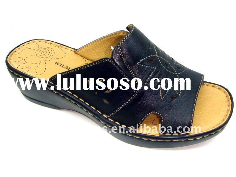 2011 NEW STYLE LADY CASUAL SLIPPERS