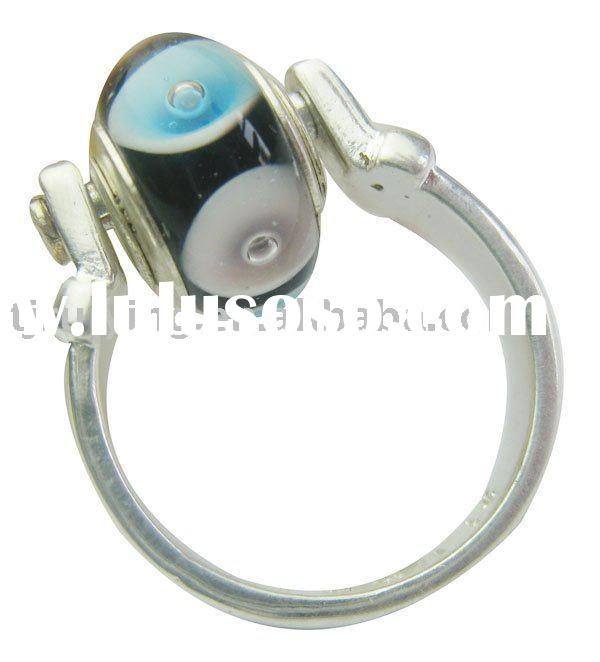 2011 high quality newest design Alloy ring