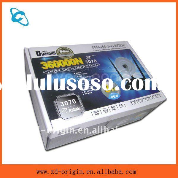 2011 newest hot selling wireless adapter 3070chipset 3800mw 36dbi 360000N