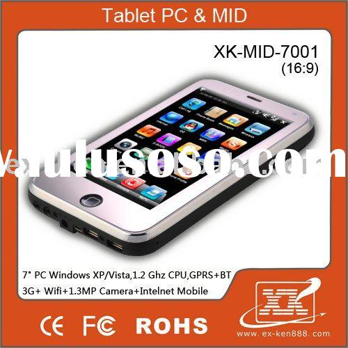 2011 year !!! 7 inch mini laptop with phone calling /GPS /Bluetooth / WIFI / Camera
