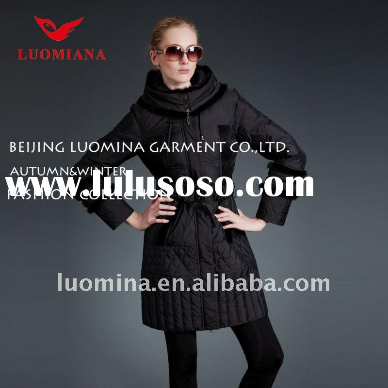 2012 New Winter Fashion Clothes Women Manufacturer