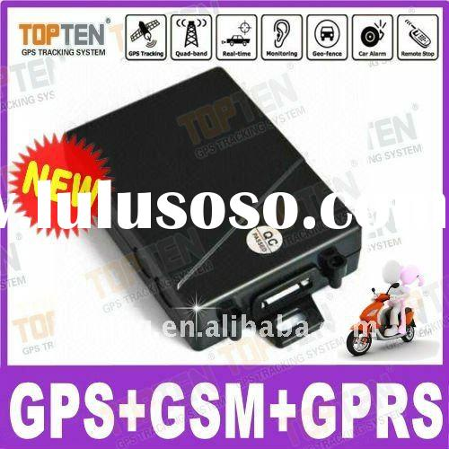 2012 New style cheap car GPS tracker with remote controller