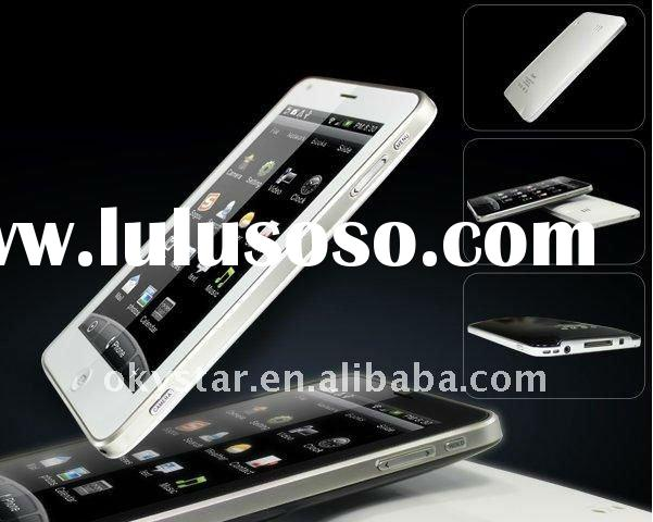 2012 latest 5.0 inch dual sim android 3G mobile phone