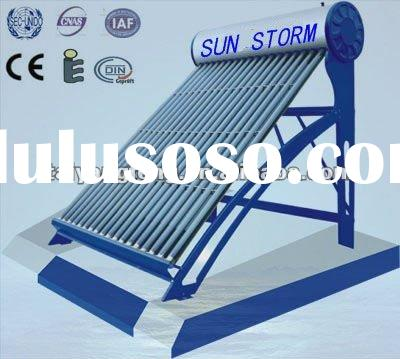 2012 latest hot selling solar water heater system