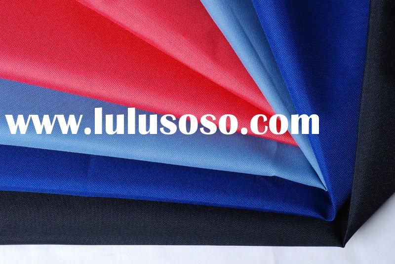 210D polyester fabric with PU coated