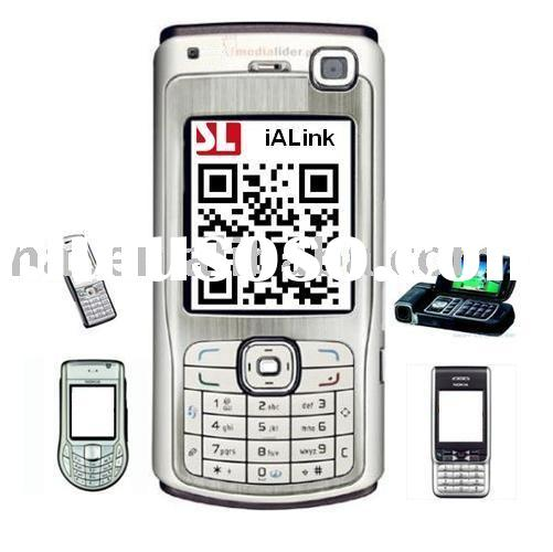 2D Barcode Reader Software for Symbian S60 3nd Mobile Phone.Cell phone.SDK.QR Code