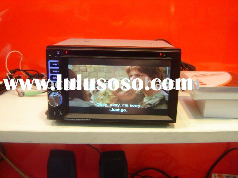 2Din 7''Android2.1 car PC with gps,rds,bluetooth and full car dvd function