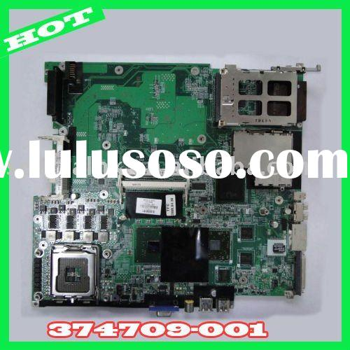 374709-001 AMD laptop motherboard /mainboard for HP Pavilion zd8000