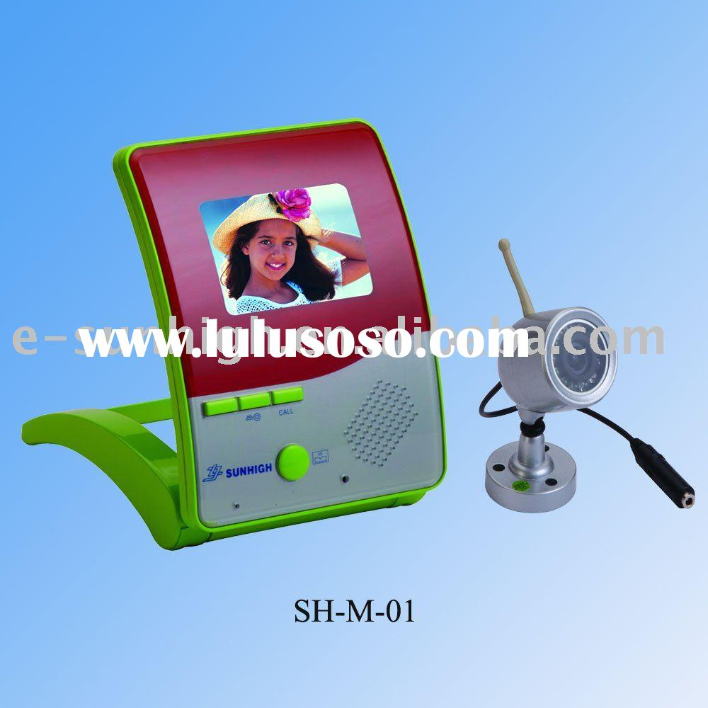 3.5 Inch Wireless LCD-TFT Color Module Monitor