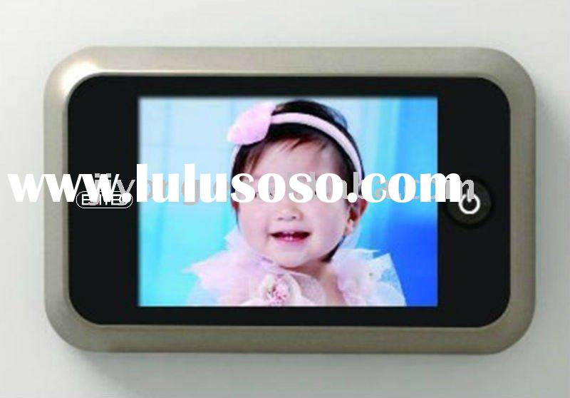 3.5 inch LCD Clear Image Fcc Digital Photo Viewer