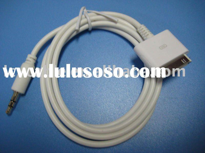 3.5mm Car AUX Audio USB Cable for iPhone/iPod Touch