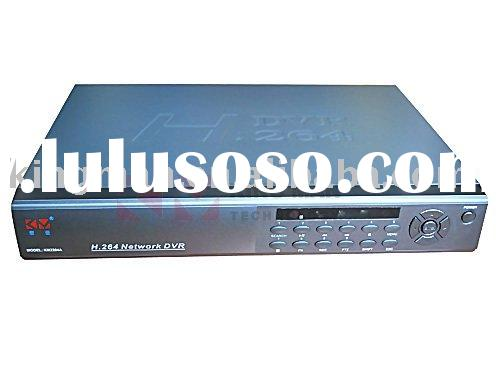 4ch H.264 Network Standalone CCTV DVR Digital Video Recorder