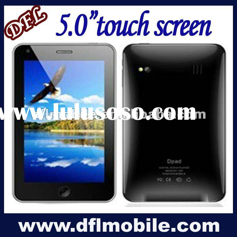 """5.0""""touch screen mobile phone t8500 java games for touch screen phone free"""
