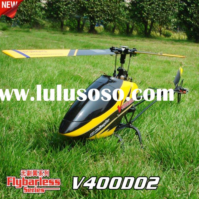 65CM 6CH 2.4G Metal Gyro RC Helicopter Brand New Walkera V400D02 WK-2603 TX RTF 6 Channels Helicopte