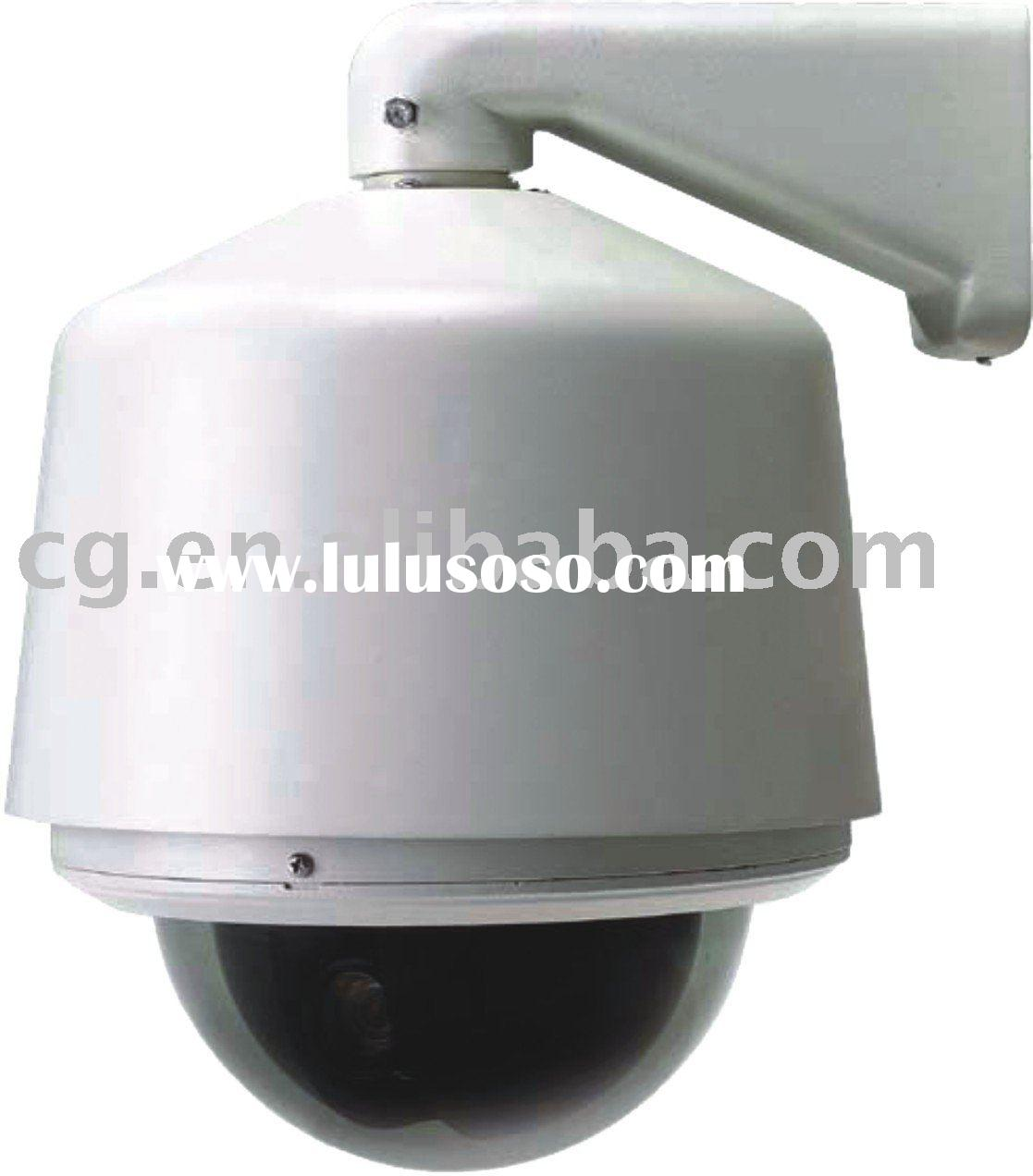 6-inch Outdoor 27X Zoom Intelligent Automatic Tracking High Speed Dome Camera