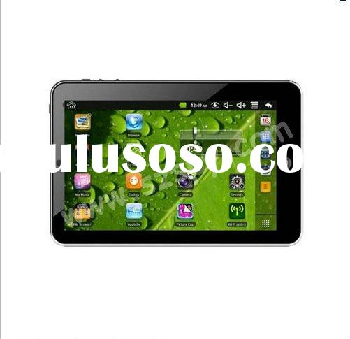 7 inch Epad VIA 8650 tablet pc Android 2.2 camera 256MB