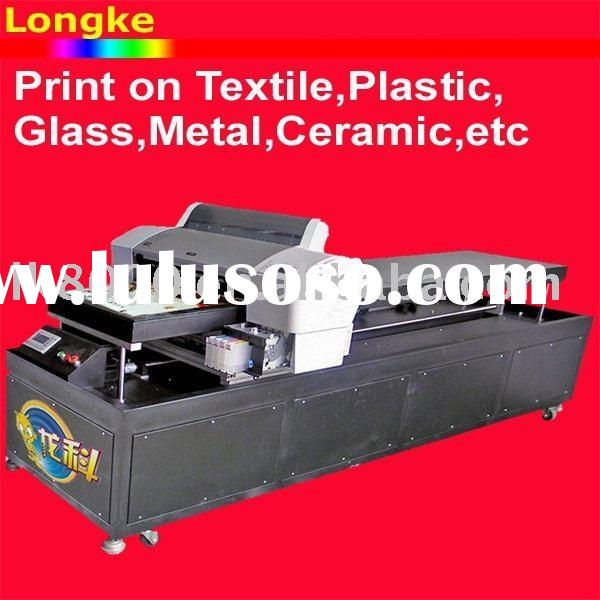 A1 wide format textile printing machine