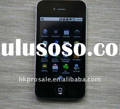 A6, 2011 New Arrival, Phone 4 style, smartphone, capacitive screen, Ultimate Android v2.2, A6 !