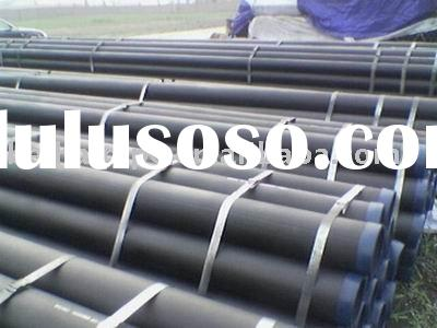 API 5L Oil and Gas Line seamless and welded pipe