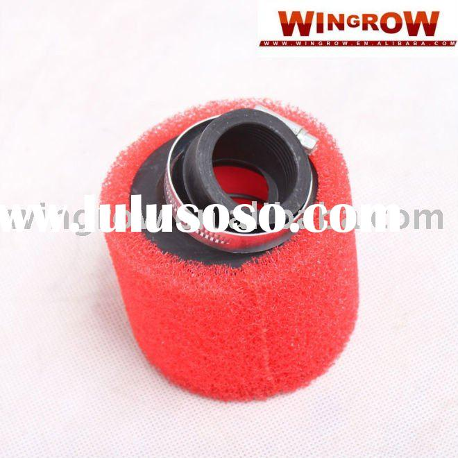 Air Filter av parts /parts of atv buggy scooter motorcycle