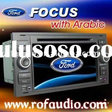 All-in-one digital multimedia for Ford Focus with bt tv ipod canbus gps navigation system