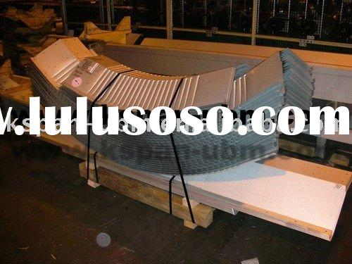 Arch Style Building Machine Joint by Screws