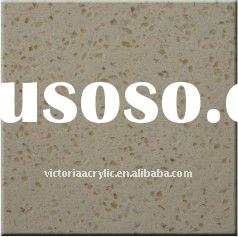 Artificial quartz stone sheet for table tops/kitchen countertops,quartz surface