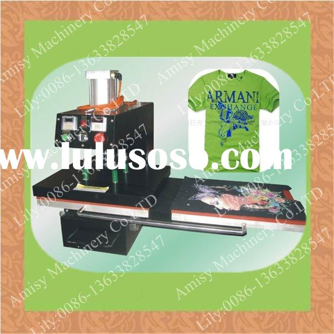 Automatic Clothes Printing Machine
