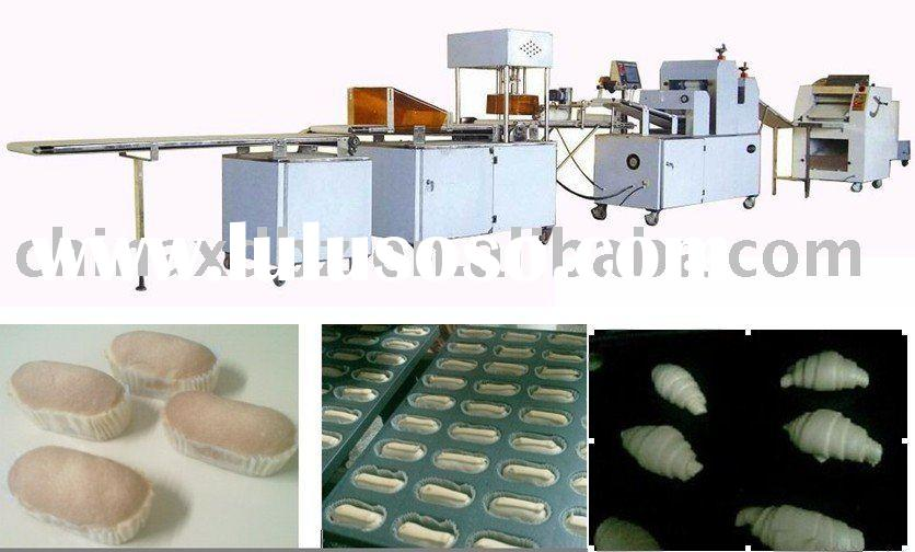 Automatic Soft Bread Production Line(SLRMB-6)