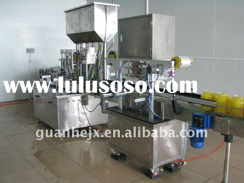 Automatic tomato ketchup filling machine/sauce production line