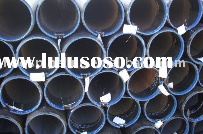 BS 3602/ASTM A314(446)/ASTM A176/API 5L black seamless carbon steel pipe and tube fittings