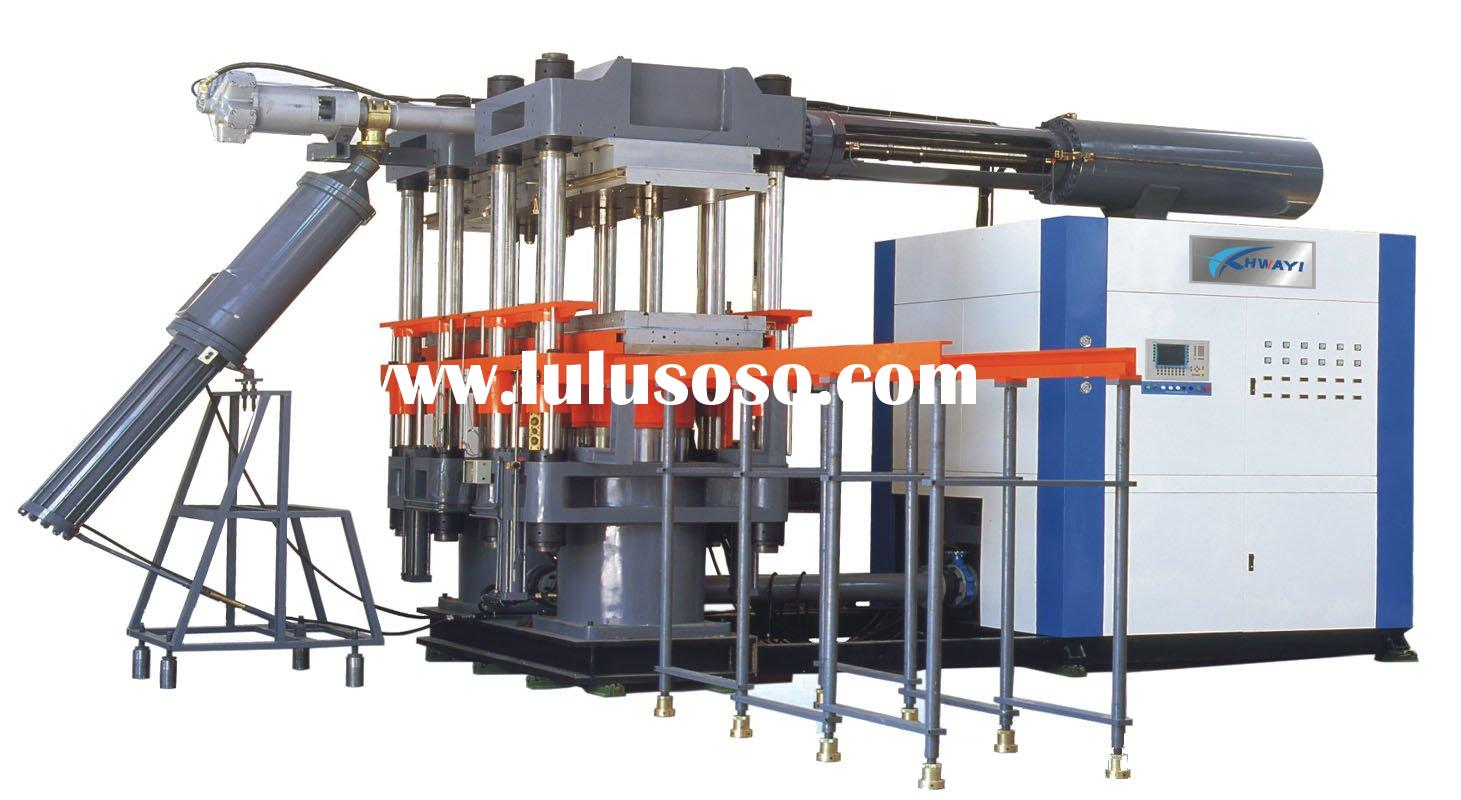 B series rubber injection molding machine