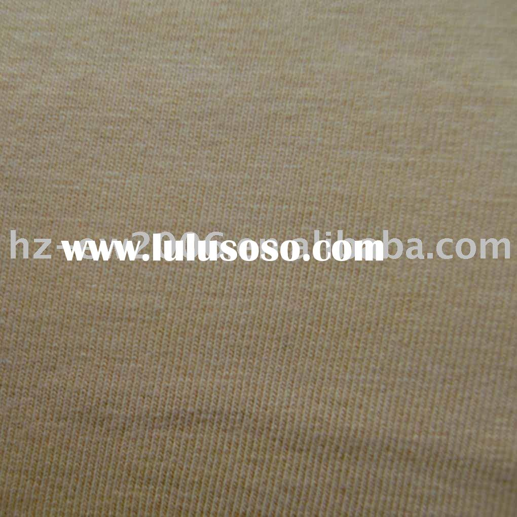 Bamboo/Organic Cotton Knitted Fabric